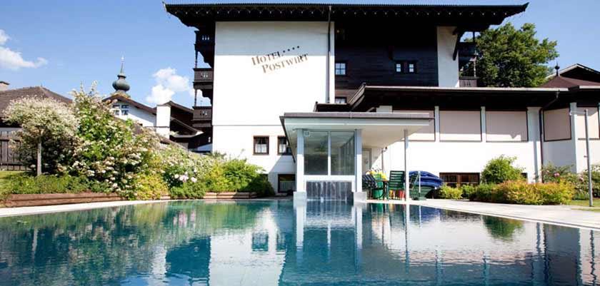 Hotel Postwirt, Söll, Austria - Exterior & pool.jpg